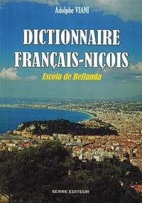 Dictionnaire francais-nicois escola de bellanda
