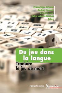 Du jeu dans la langue