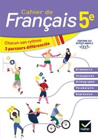 Cahier de Français 5e éd. 2020 - Cahier de l'élève