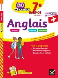 Anglais 7e Harmos