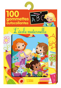 GOMMETTES L'ECOLE MATERNELLE