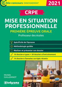 CPRE - Mise en situation professionnelle - Première épreuve orale