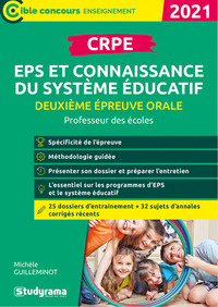 CRPE - EPS et connaissance de système éducatif - Deuxièeme épreuve oral