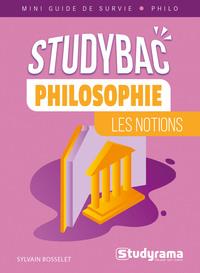 Philosophie : Les notions