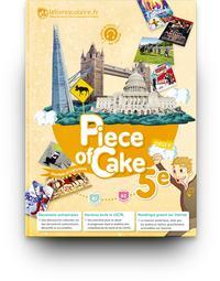 Piece of cake Anglais 5e, Livre de l'élève