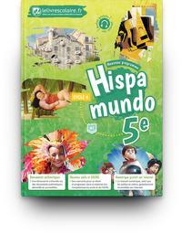 Hispamundo Espagnol 5e, Livre de l'élève