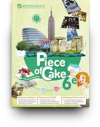 Piece of cake Anglais 6e, Livre de l'élève