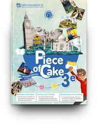 Piece of cake Anglais 3e, Livre de l'élève