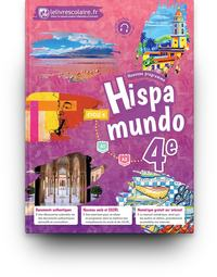 Hispamundo Espagnol 4e, Livre de l'élève