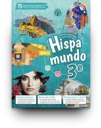 Hispamundo Espagnol 3e, Livre de l'élève