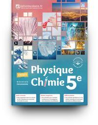 Physique Chimie 5e, Livre de l'élève
