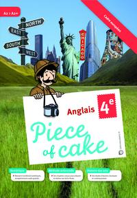 Piece of cake Anglais 4e, Livre de l'élève