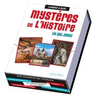 Calendrier Mystères de l'Histoire en 365 jours - L'Année à bloc
