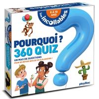 Boîte Quiz - Incollables Pourquoi ?