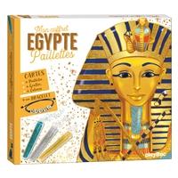 Mon coffret paillettes - Égypte