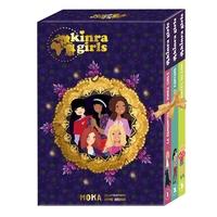 KINRA GIRLS - COFFRET - TOMES 1, 2 ET 3