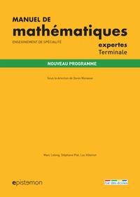 Manuel de mathématiques expertes Terminale