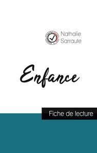Enfance de Nathalie Sarraute (fiche de lecture et analyse complète de l'oeuvre)