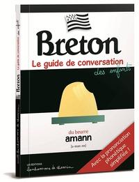 BRETON - GUIDE DE CONVERSATION DES ENFANTS