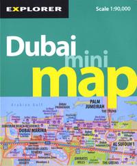 **DUBAI MINI MAP**
