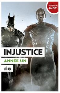 OPÉRATION ÉTÉ 2020 - Injustice Année Un