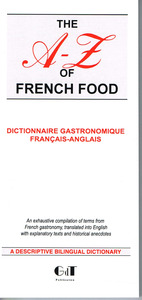 A-Z OF FRENCH FOOD