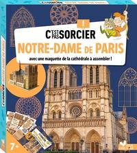 C'est pas sorcier Notre-Dame de Paris - boîte avec accessoires