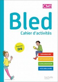 Bled CM1, Cahier d'activités