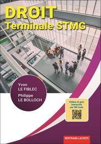 Droit Tle STMG, Livre de l'élève