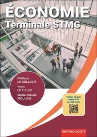 Economie Tle STMG, Livre de l'élève