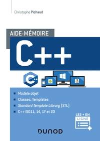 AIDE-MEMOIRE - C++