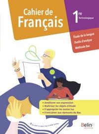 Cahier de français 1re Technologique, Cahier d'activités