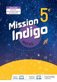Mission Indigo Mathématiques 5e, Livre de l'élève