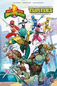 Power Rangers & Tortues Ninja, T1 : Power Rangers & Tortues Ninja T1