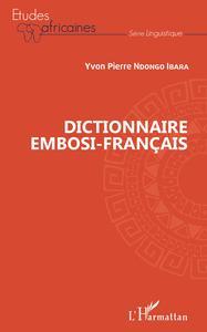 Dictionnaire embosi-français