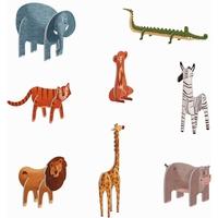 Play and go! - safari