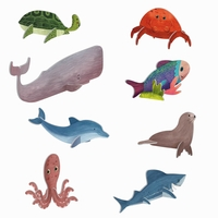 Play and go! - animaux marins