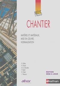 Précis de Chantier AFNOR-NATHAN Livre de l'élève