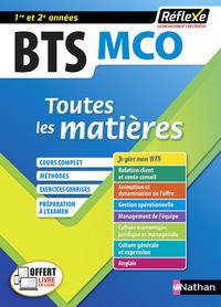 Management commercial opérationnel - BTS MCO 1/2 - (Toutes les matières - Réflexe N° 7) - 2020
