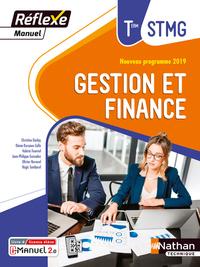 Gestion et finance - Réflexe Tle STMG, Livre + Licence numérique i-Manuel 2.0