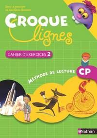 Croque-lignes CP, Cahier d'exercices 2