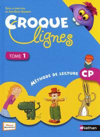 Croque-lignes CP, Manuel 1