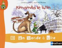 Un monde a lire kimamila  2012 CP, Album, Kimamila le lutin