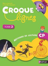 Croque-lignes CP, Manuel 2