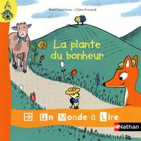 Un monde a lire kimamila 2012 CP, Album 6, La plante du bonheur