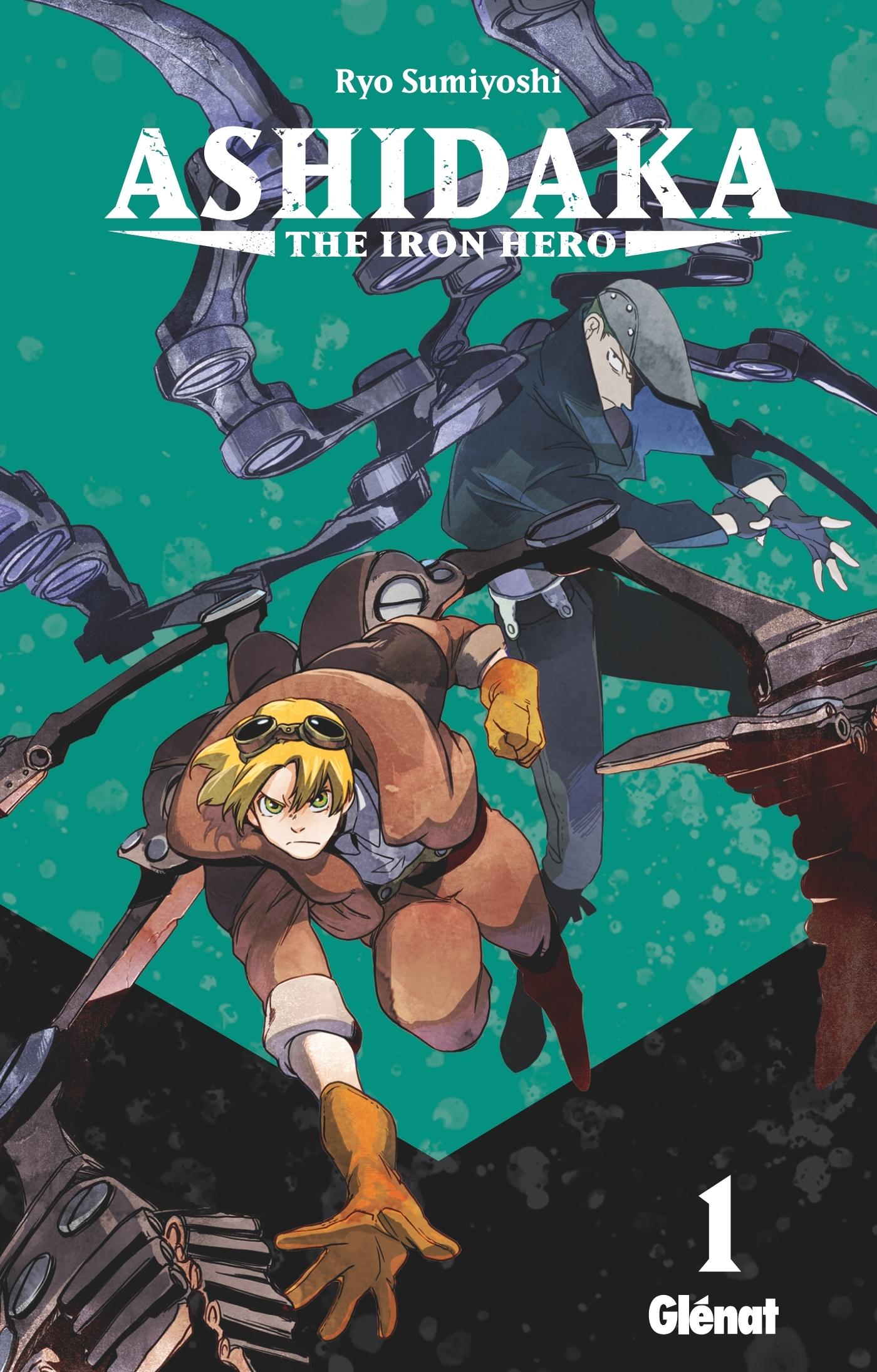 ASHIDAKA - THE IRON HERO - TOME 01