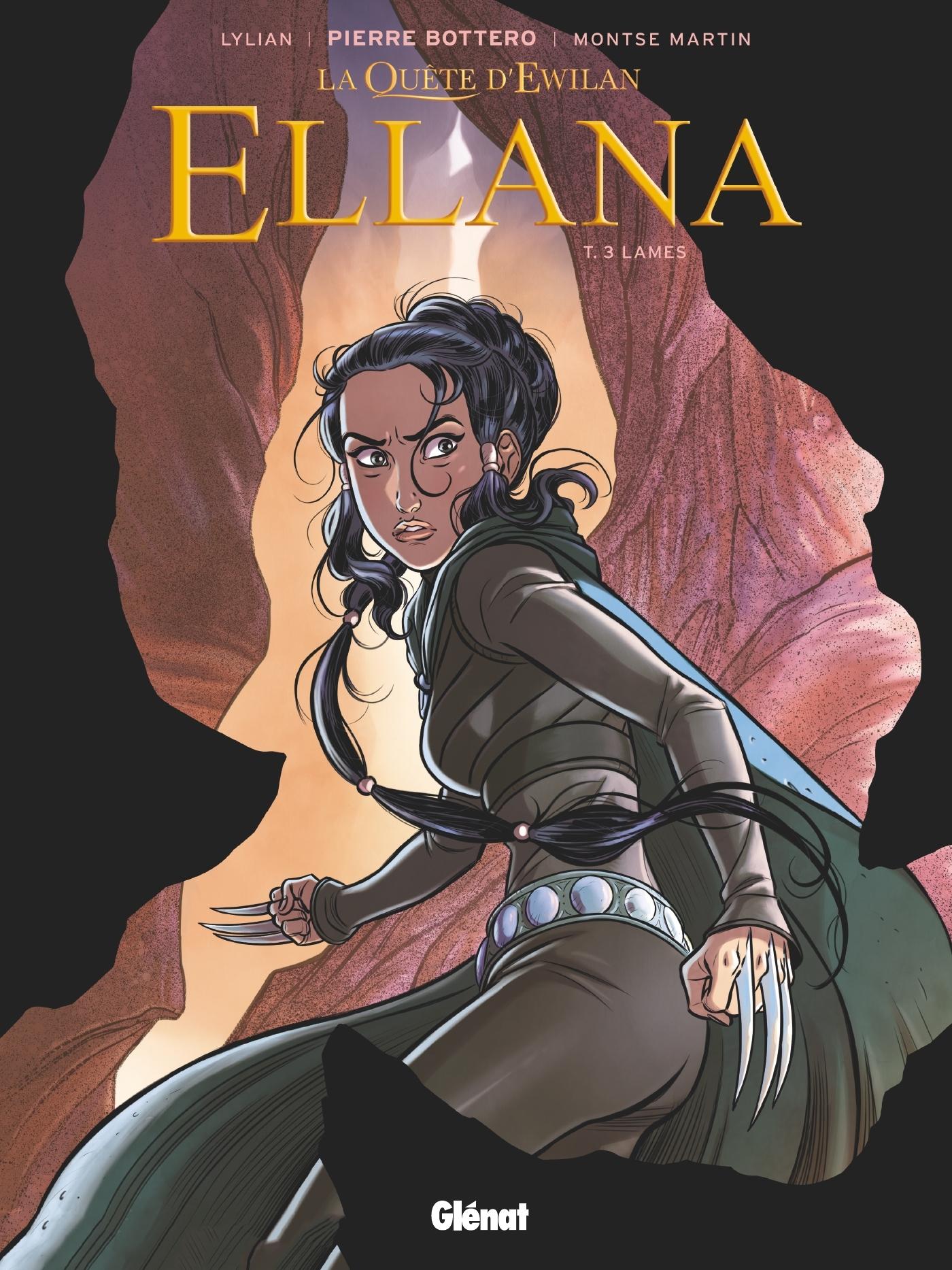 ELLANA - TOME 03 - LAMES