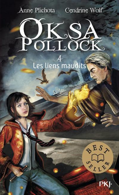 OKSA POLLOCK - TOME 4 LES LIENS MAUDITS - VOL04