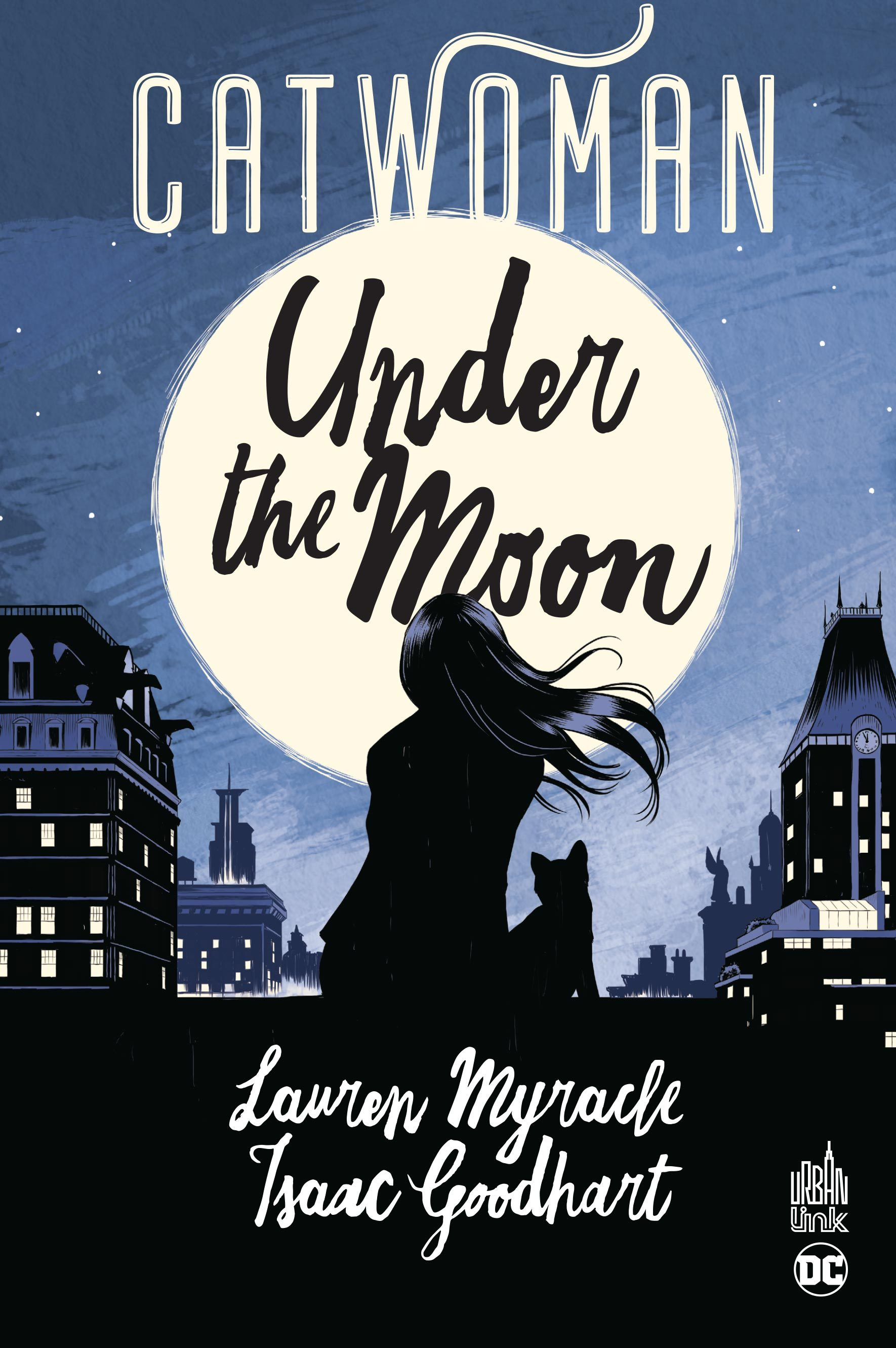 CATWOMAN - UNDER THE MOON - TOME 0