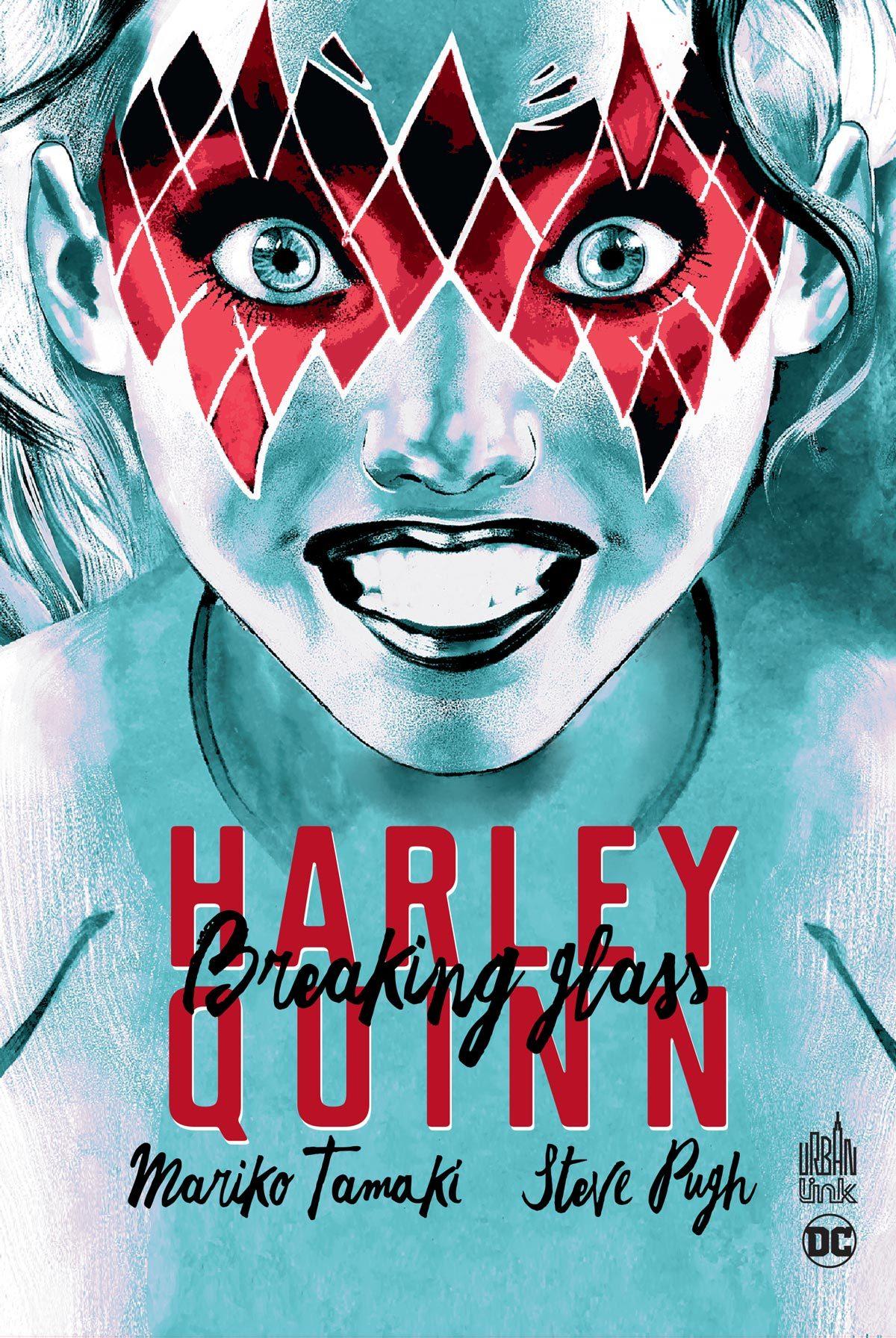 HARLEY QUINN-BREAKING GLASS - HARLEY QUINN - BREAKING GLASS